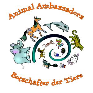Logo Animal Ambassadrs e.V.